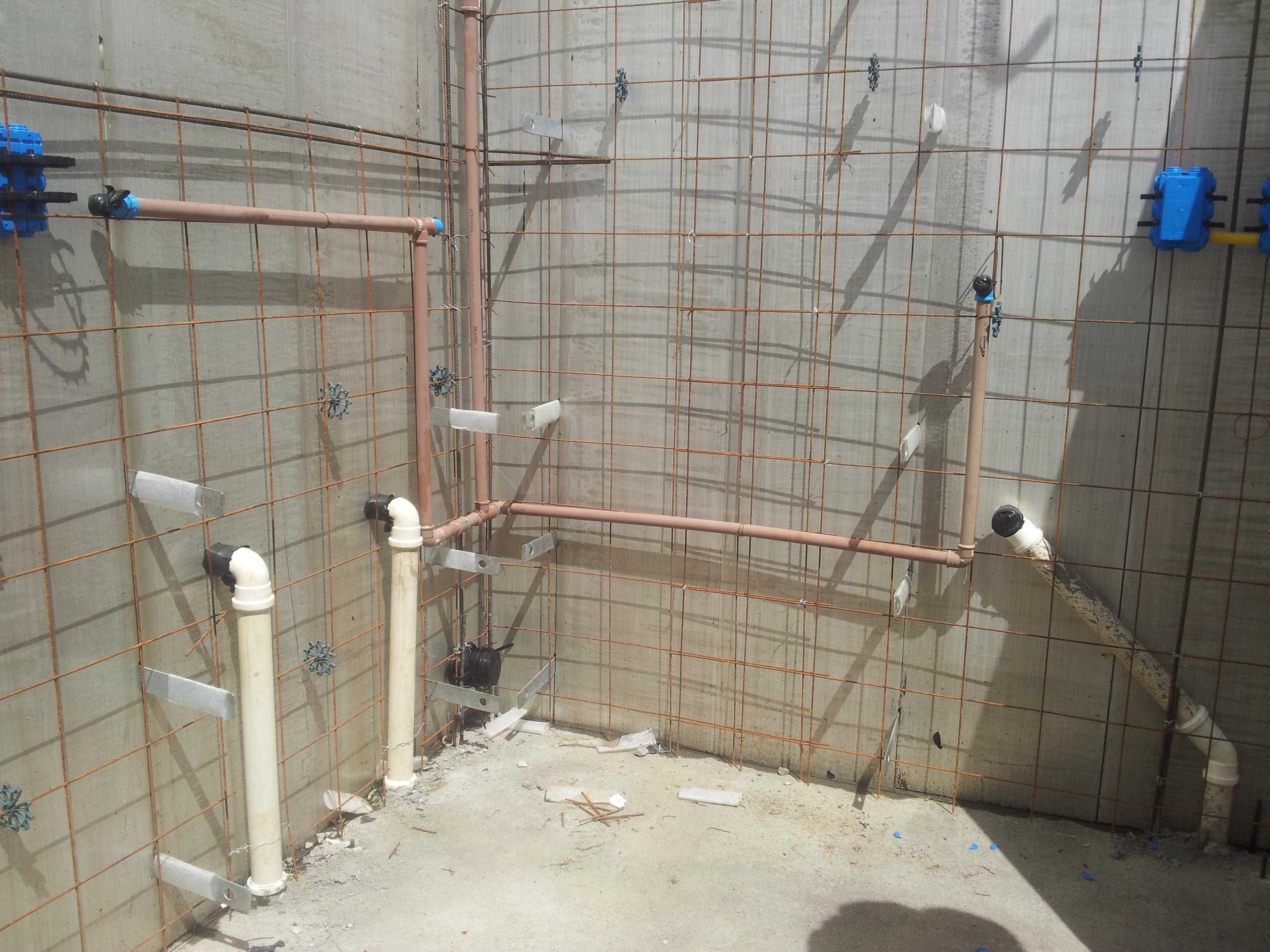 Casas sistema construtivo parede de concreto ita a u - Paredes de cemento ...