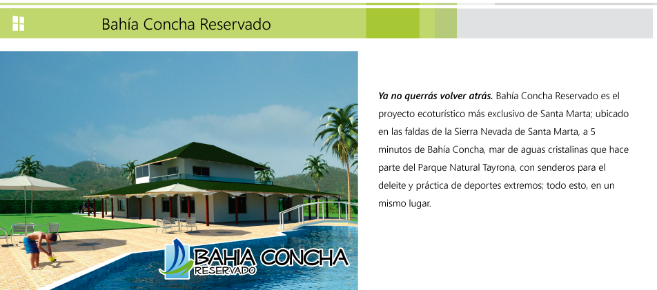Bahia Concha Reservado