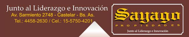 Logo Sayago Propiedades