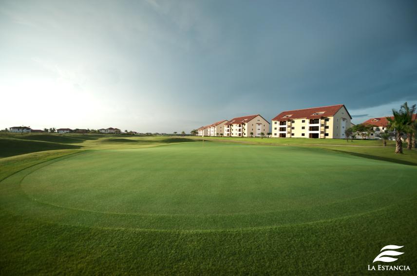 campo de golf en la romana