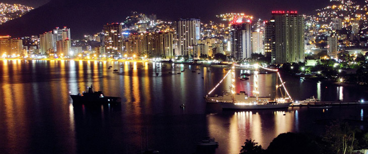 Bahía de Acapulco