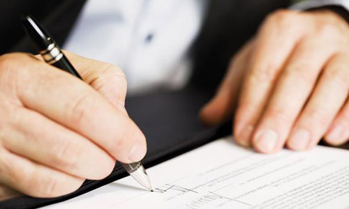 Datos obligatorios para un contrato de renta