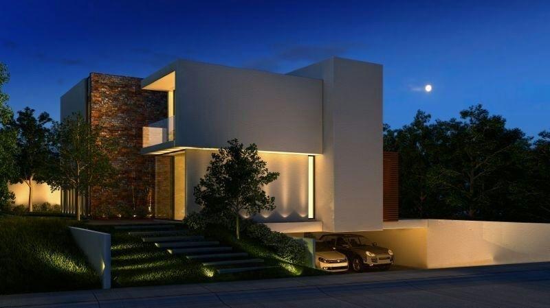 Casa en venta en paseo lomas del bosque 2700 zapopan for Casa moderna zapopan