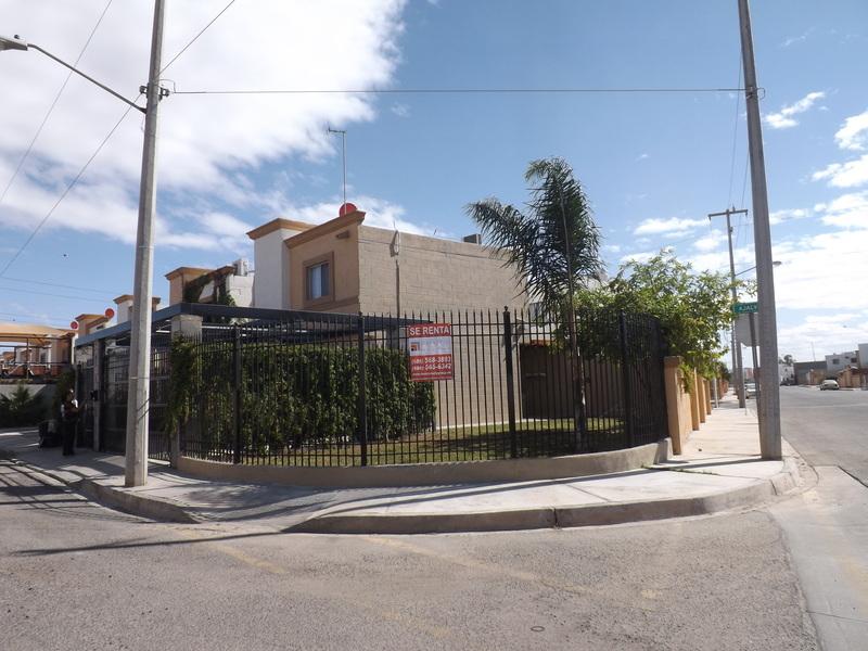 Renta de casa en residencial madrid 2a secci n mexicali for Renta de casas en mexicali