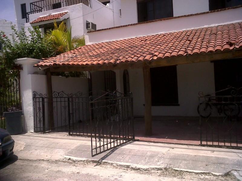 Renta de casa en cancun benito juarez goplaceit for Casas en renta en cancun