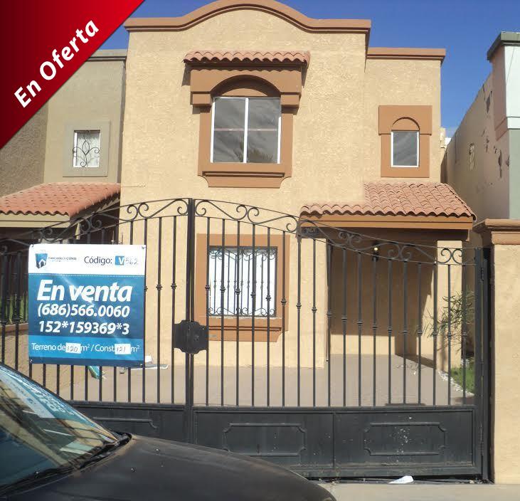 Venta de casa en montecarlo mexicali goplaceit for Busco casa en alquiler